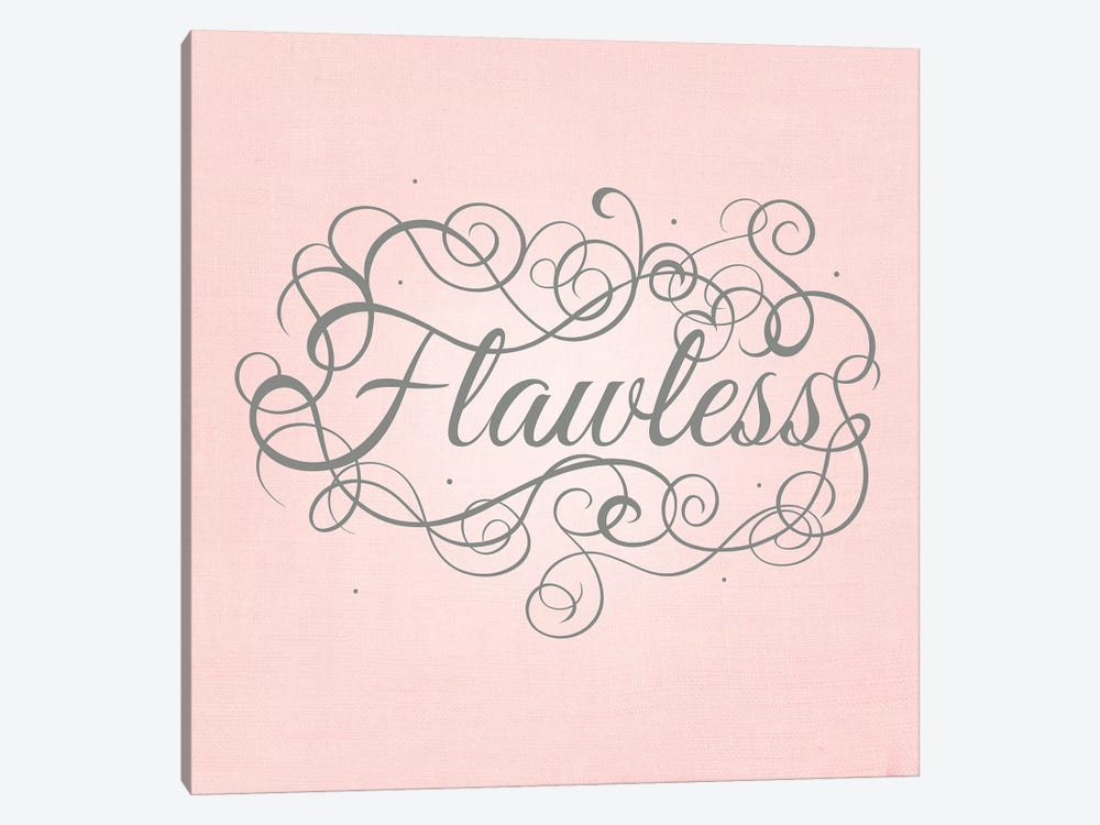Flawless by 5by5collective 1-piece Art Print