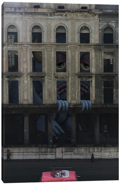 Havana Canvas Art Print