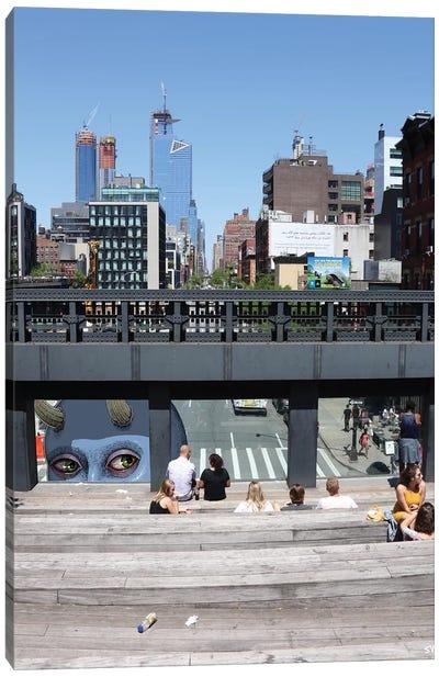High Line Giant Canvas Art Print