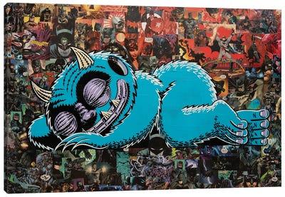 My Favorite Things: Batman Canvas Art Print