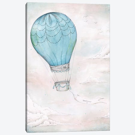 Above The Clouds III Canvas Print #SYA9} by Stacey Yacula Canvas Art