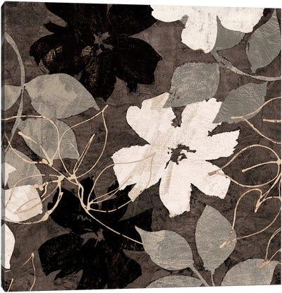 Fleurs III Canvas Art Print
