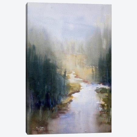 Passage Canvas Print #SYE27} by Sarah Yeoman Canvas Wall Art