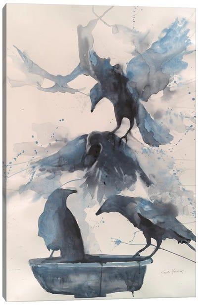 Totem III Canvas Art Print