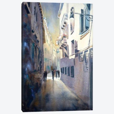 Venice Light Canvas Print #SYE48} by Sarah Yeoman Canvas Print