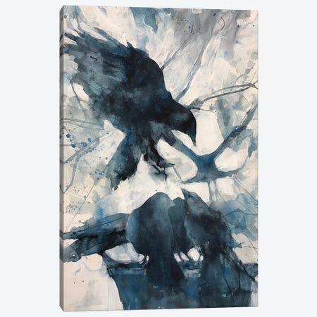 Flight II Canvas Print #SYE55} by Sarah Yeoman Canvas Art Print