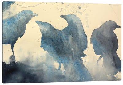 Storytelling Canvas Art Print