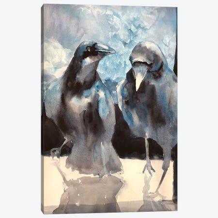 Threshold Canvas Print #SYE61} by Sarah Yeoman Canvas Print
