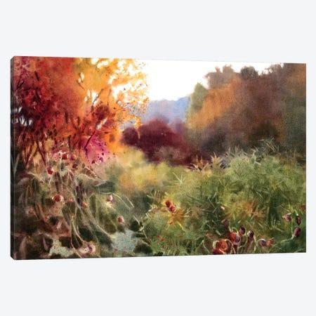 Ashland Hollow Canvas Print #SYE64} by Sarah Yeoman Canvas Wall Art