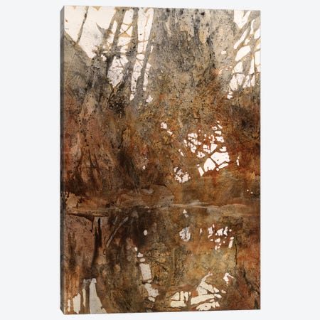 Walking Through This World Canvas Print #SYE70} by Sarah Yeoman Canvas Wall Art
