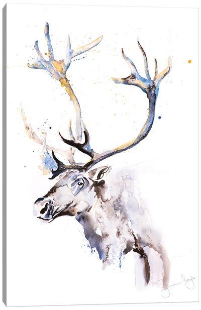 Reindeer I Canvas Art Print