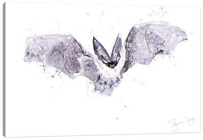 Bat Canvas Art Print
