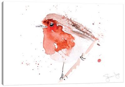 Robin Read Breast III Canvas Art Print
