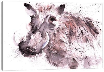 Warthog I Canvas Art Print