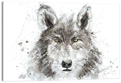 Wolf I Canvas Art Print