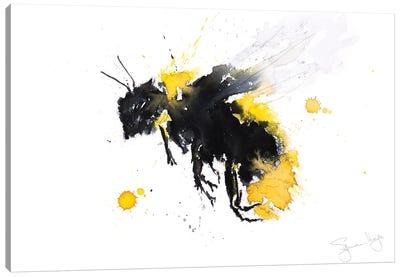 Bumble Bee II Canvas Art Print