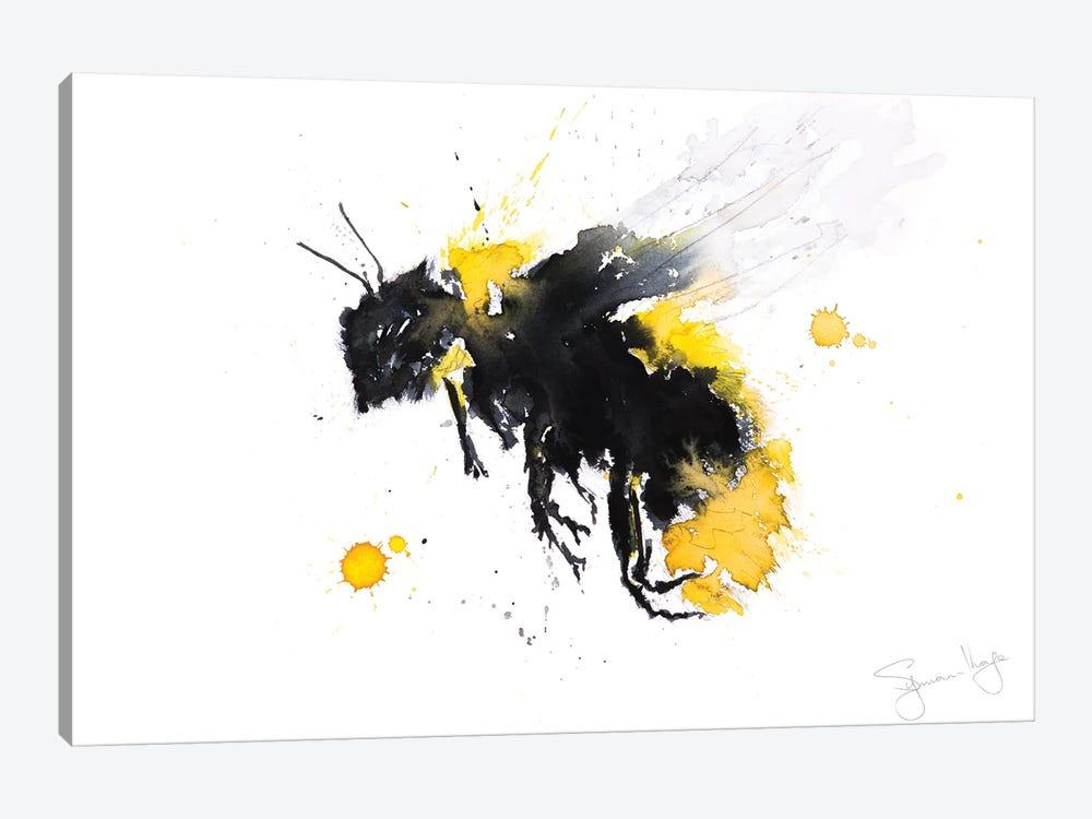 Bumble Bee II by Syman Kaye 1-piece Art Print