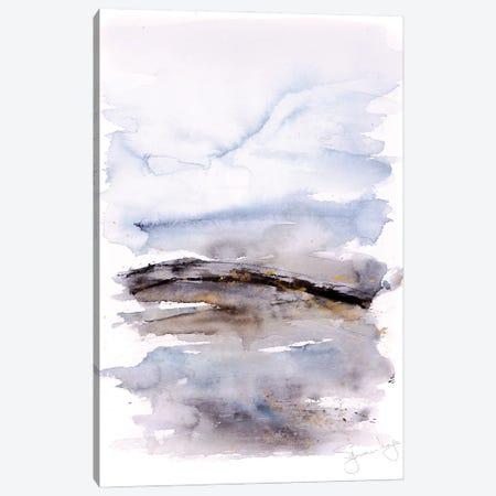 Abstract Landscape I Canvas Print #SYK2} by Syman Kaye Canvas Art