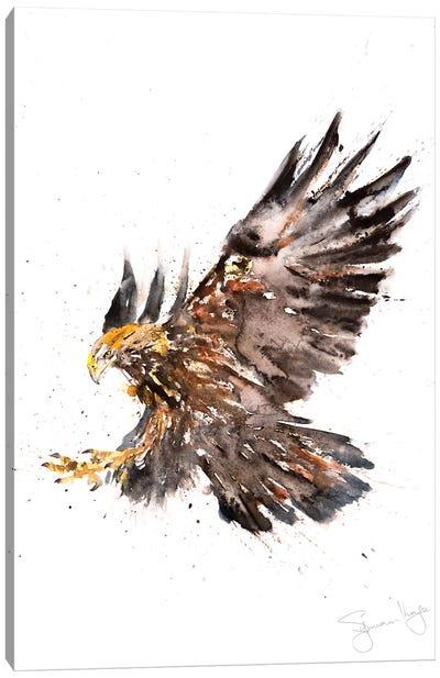 Eagle I Eagle Canvas Art Print
