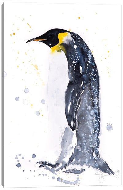 Emperor Penguin I Canvas Art Print