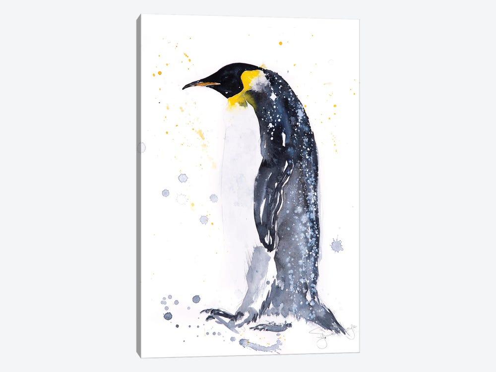 Emperor Penguin I by Syman Kaye 1-piece Canvas Artwork