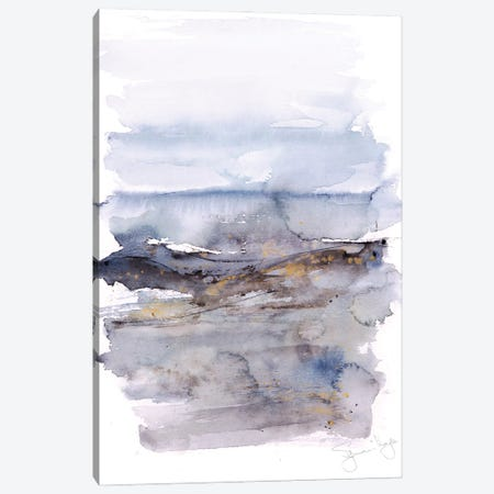Abstract Landscape II Canvas Print #SYK3} by Syman Kaye Canvas Art