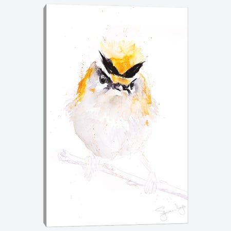 Fire Crest Canvas Print #SYK40} by Syman Kaye Canvas Art Print
