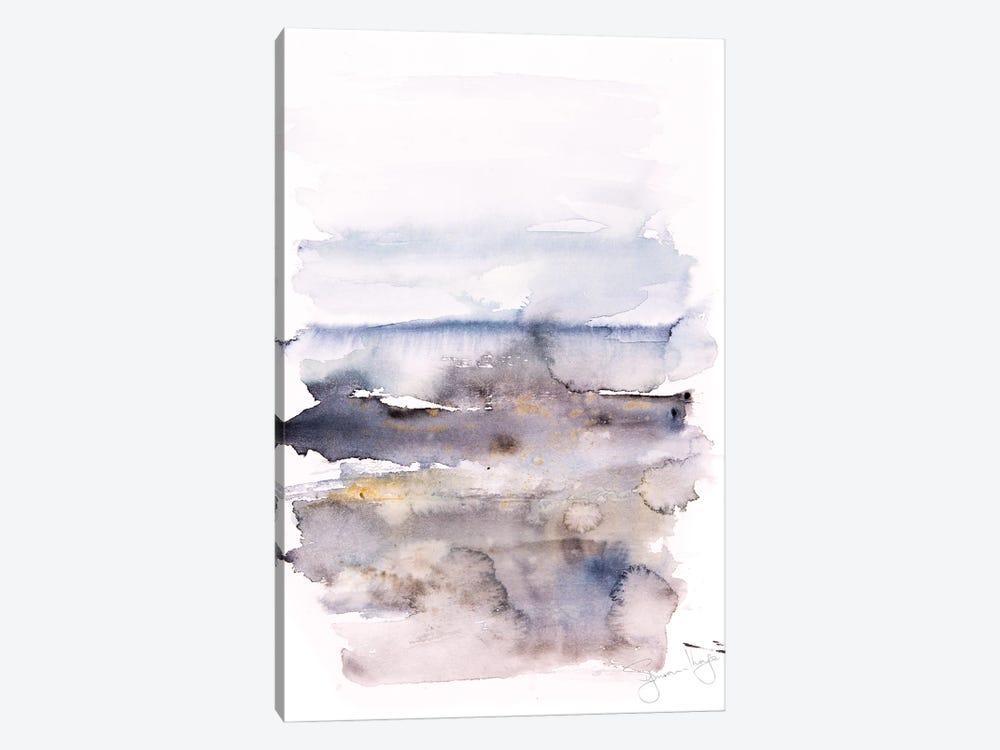 Abstract Landscape V by Syman Kaye 1-piece Canvas Art Print
