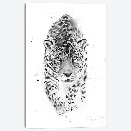 Jaguar II Canvas Print #SYK77} by Syman Kaye Art Print