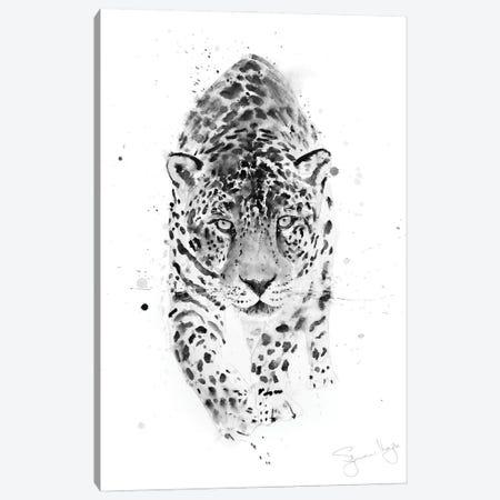 Jaguar II Canvas Print #SYK77} by Syman Kaye Art Print