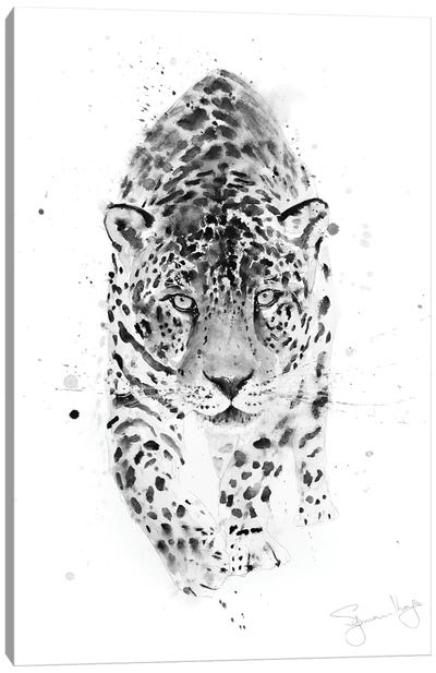 Jaguar II Canvas Art Print