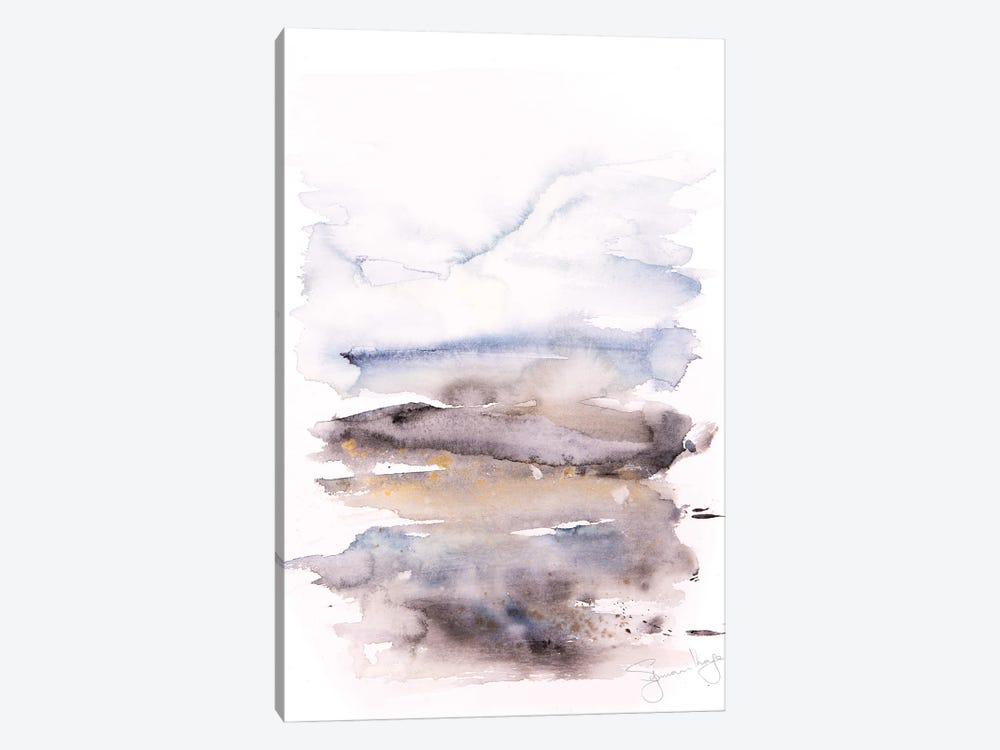 Abstract Landscape VI by Syman Kaye 1-piece Canvas Wall Art