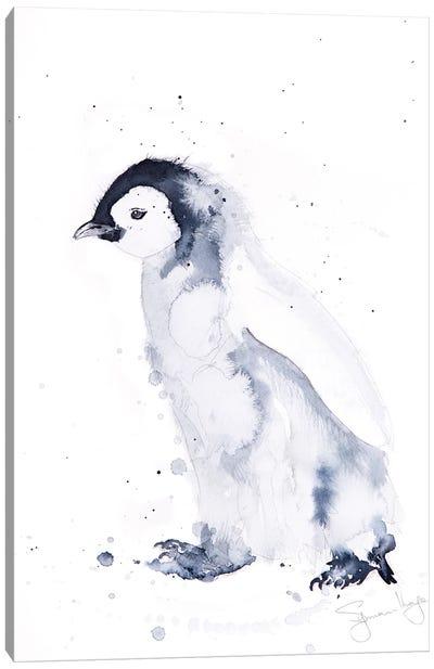 Mini Penguin I Canvas Art Print