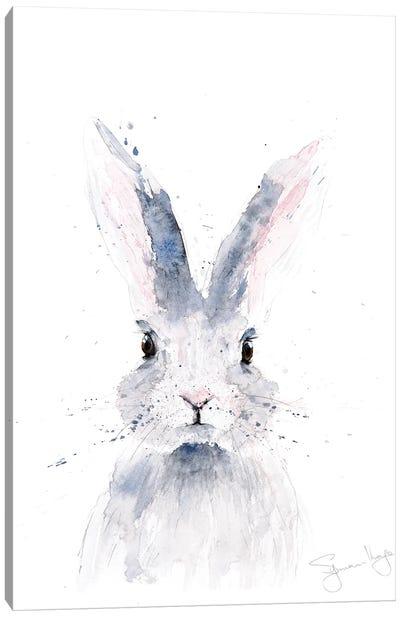 Mini Rabbit I Canvas Art Print