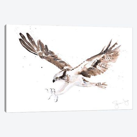 Osprey I Canvas Print #SYK99} by Syman Kaye Canvas Art