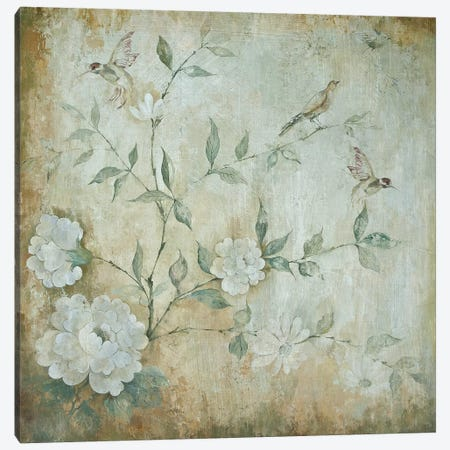 Chinoise Canvas Print #SYM13} by Symposium Design Canvas Wall Art
