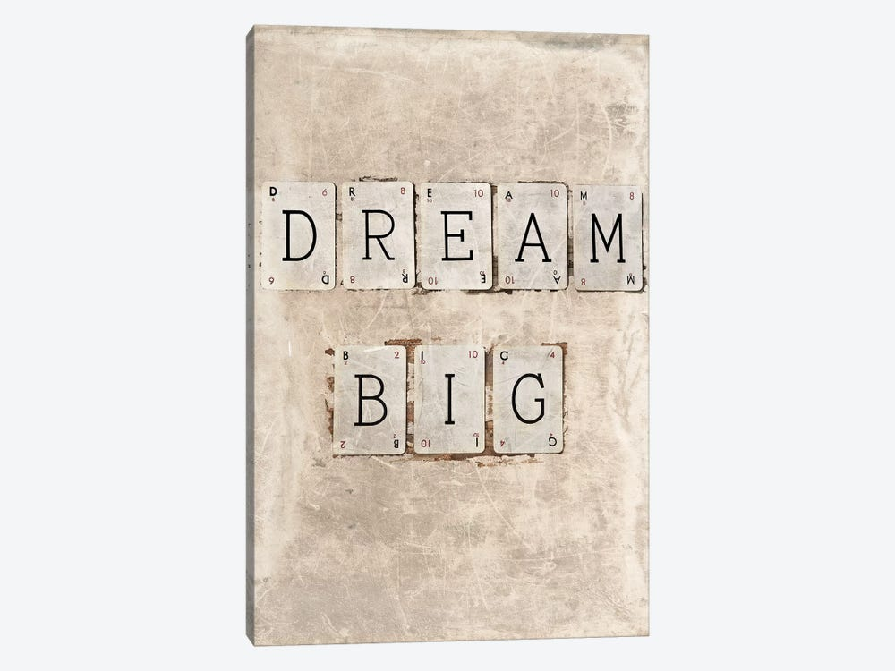 Dream Big by Symposium Design 1-piece Canvas Art