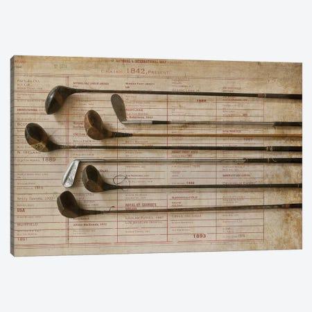 Golf II Canvas Print #SYM29} by Symposium Design Art Print