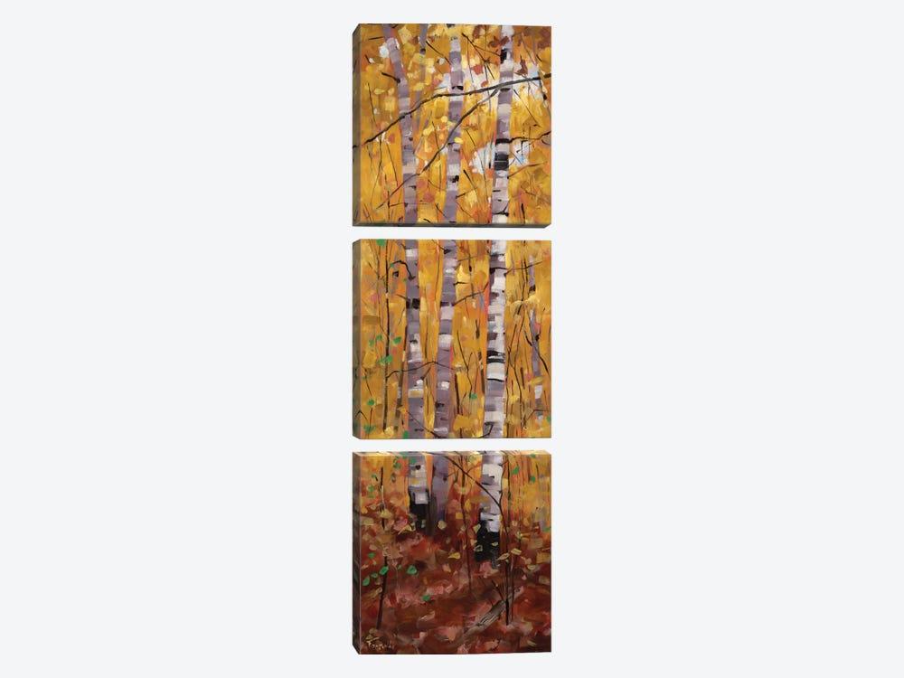 Trilogy by Graham Forsythe 3-piece Art Print