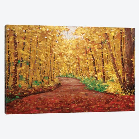 Autumn Dream Canvas Print #SYT1} by Graham Forsythe Canvas Art