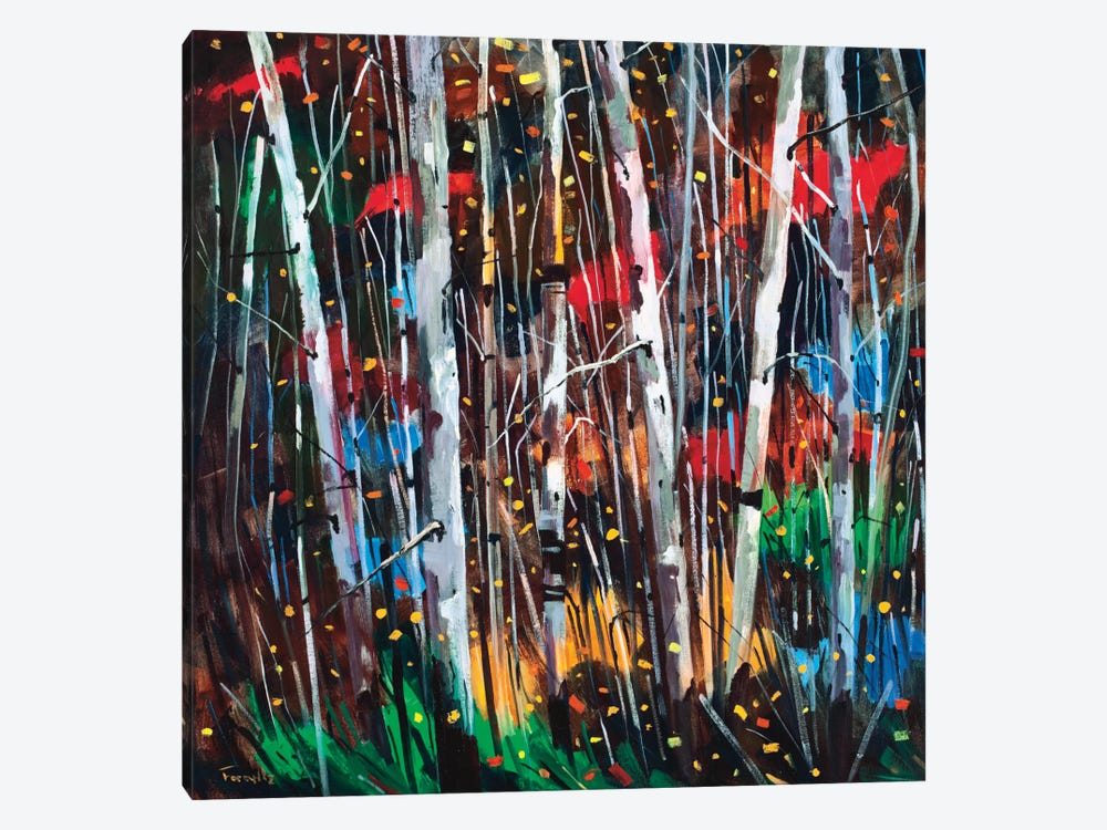 Autumn Fireworks by Graham Forsythe 1-piece Canvas Wall Art