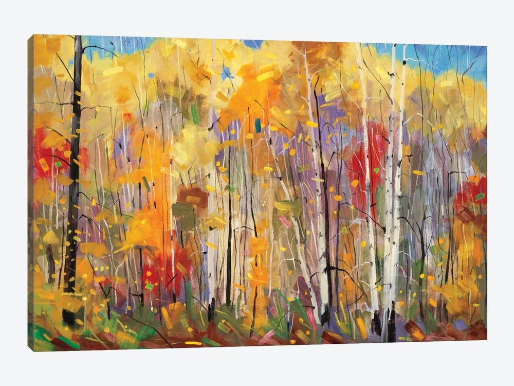 Disco by Graham Forsythe 1-piece Canvas Print