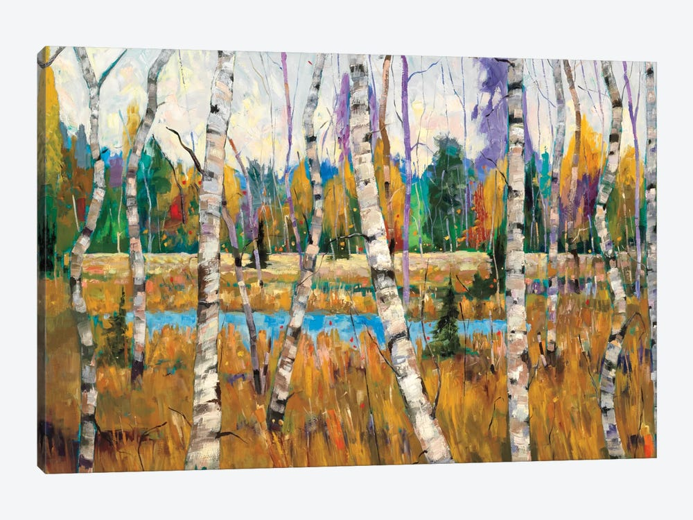 October Parade by Graham Forsythe 1-piece Canvas Art