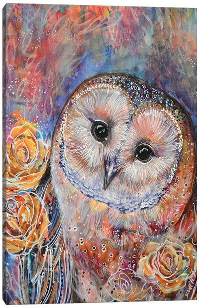 If I Had Wings Canvas Art Print