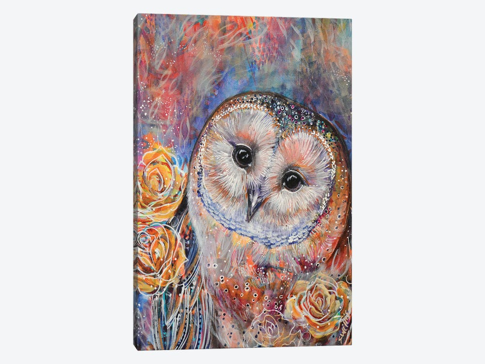 If I Had Wings by Shelby Willis 1-piece Canvas Art