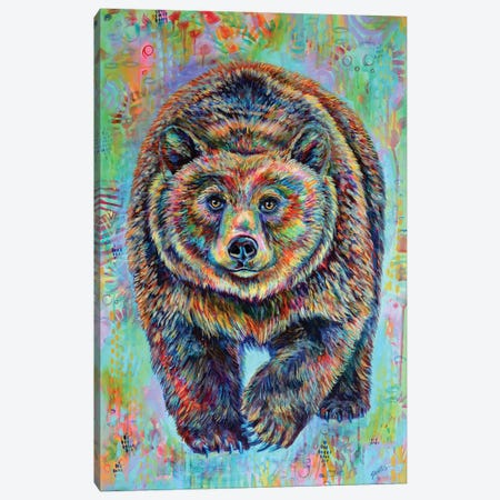 Joy Canvas Print #SYW17} by Shelby Willis Canvas Print