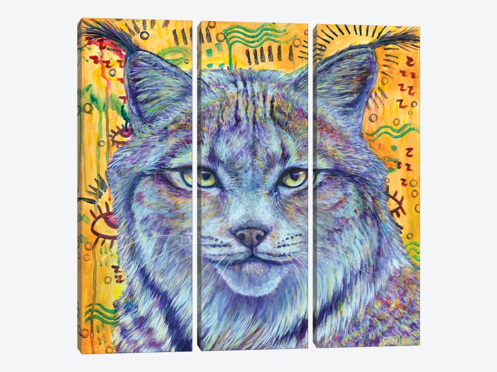 Wild Heart by Shelby Willis 3-piece Canvas Art Print
