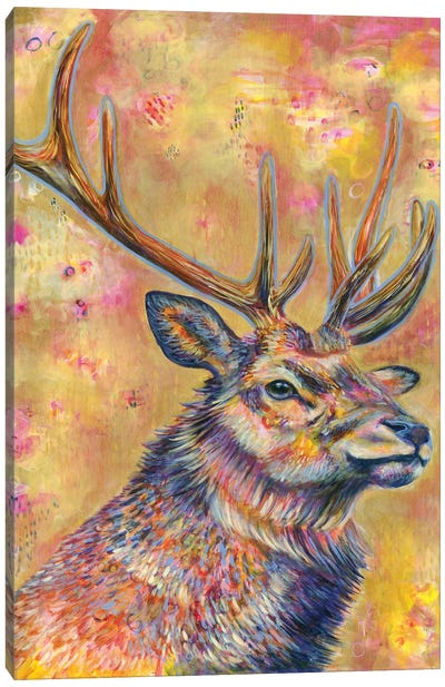 Magnetic Canvas Art Print
