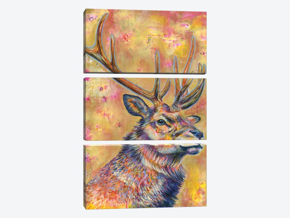Magnetic by Shelby Willis 3-piece Canvas Art Print