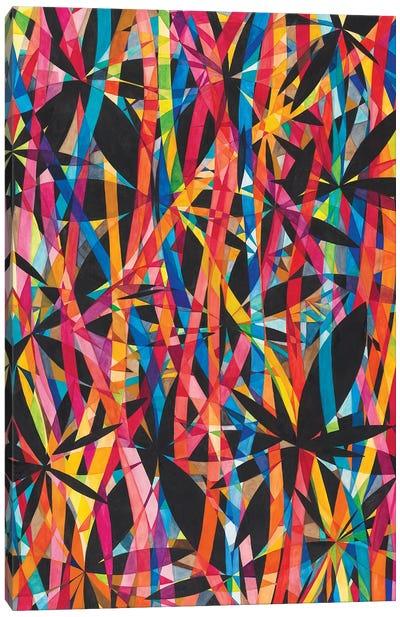 Wheel Within A Wheel IL Canvas Art Print